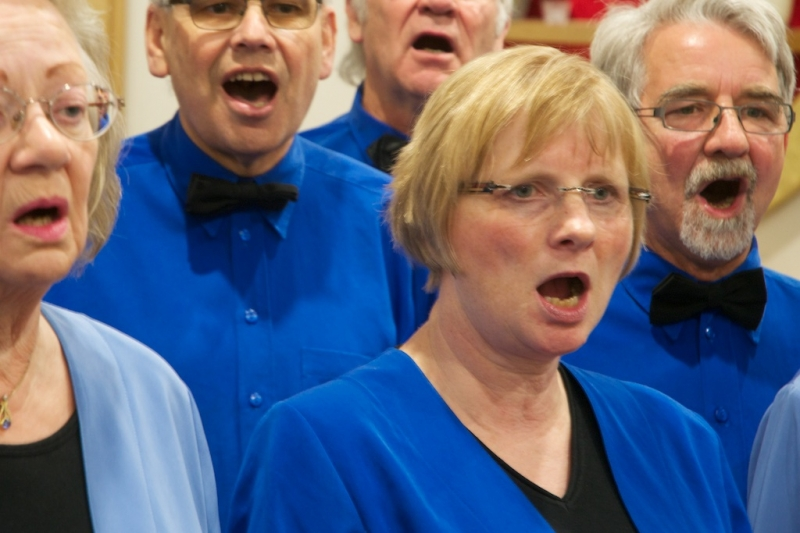 Cantabile e.V. Hildesheim Chorprobe